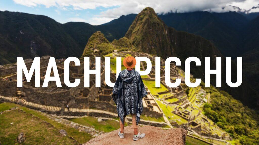 Machu Picchu Blog