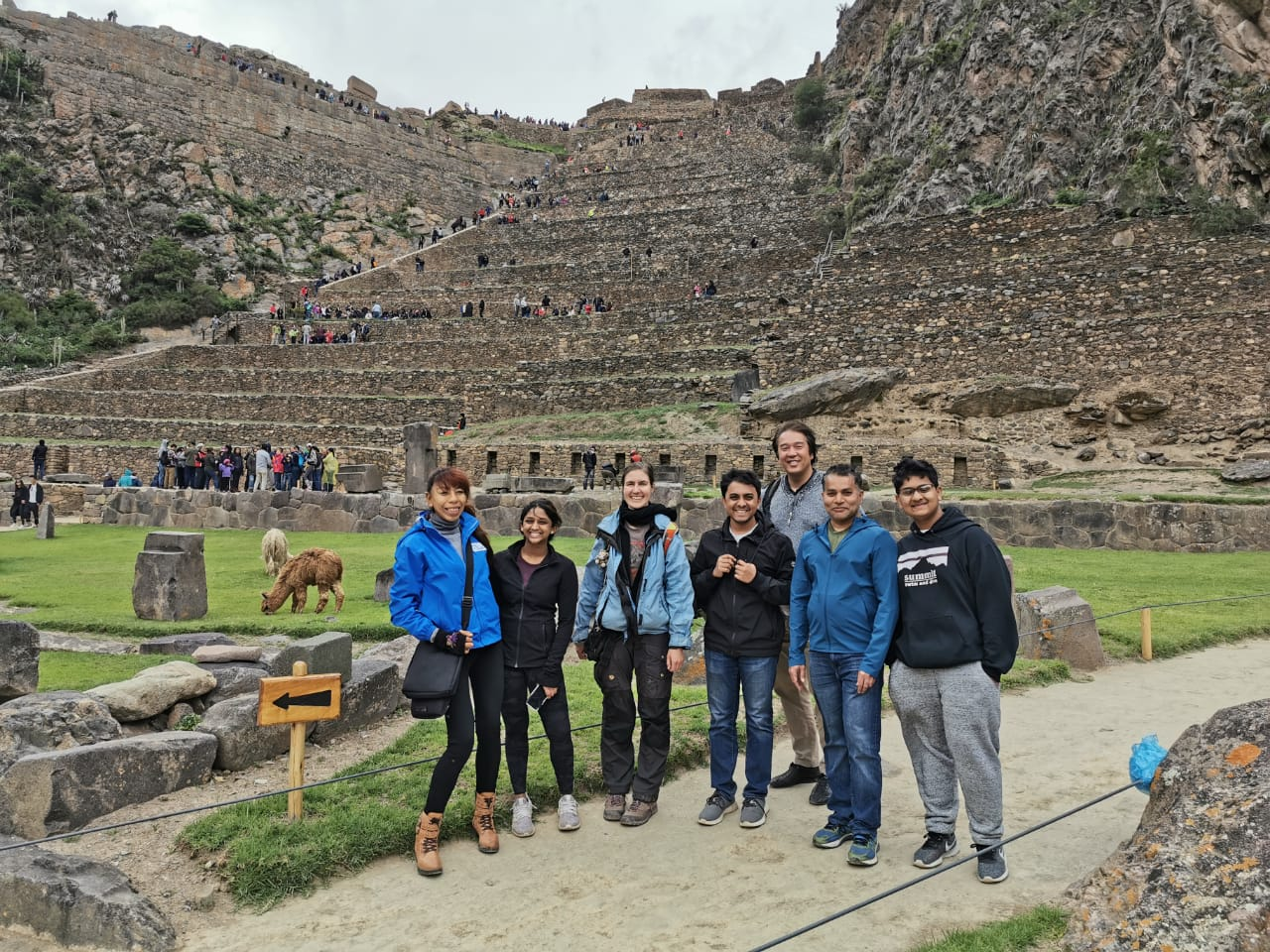 Tour Valle Sagrado Cusco