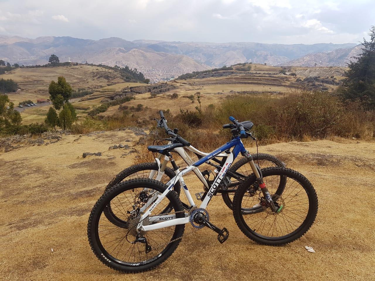 Bicycle Rental Cusco