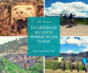excursión en bicicleta morada de los dioses cusco