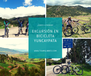Excursión en Bicicleta Yuncaypata Cusco